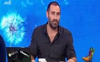 Ο Αντώνης Κανάκης αποχαιρέτησε την Μαρία Χούκλη