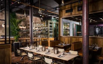 Ελληνικό εστιατόριο στα κορυφαία του 2017