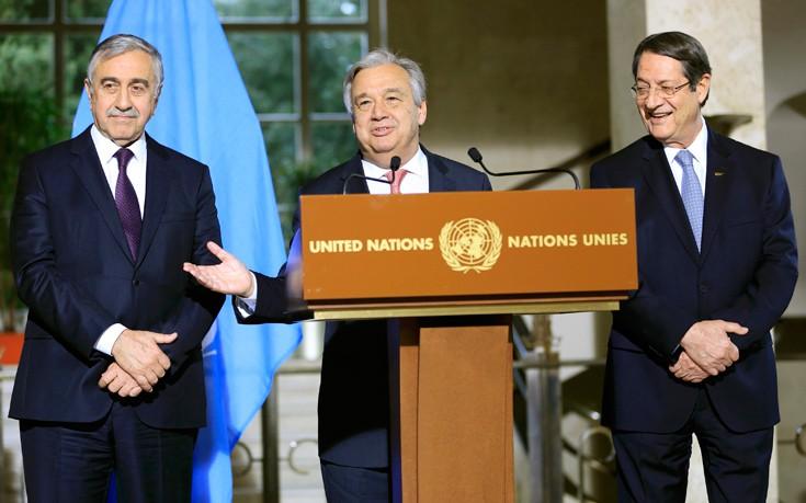 Στο Μοντ Πελεράν της Ελβετίας ο νέος γύρος συζητήσεων για το Κυπριακό