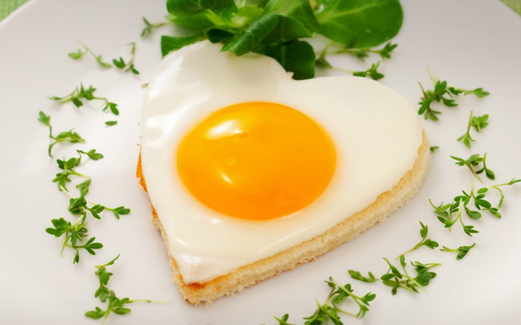 Η κατανάλωση αυγών τονώνει τη λειτουργία του εγκεφάλου