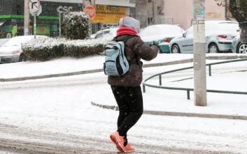 Κλειστά σχολεία για τέταρτη ημέρα λόγω της κακοκαιρίας