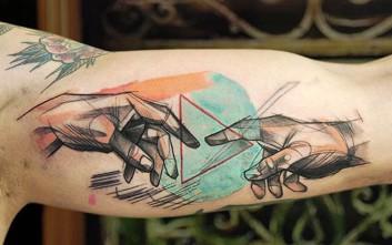Τατουάζ αληθινά έργα τέχνης