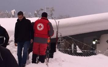 Μπακογιάννης: Είχαμε πραγματικά μια βόμβα χιονιού