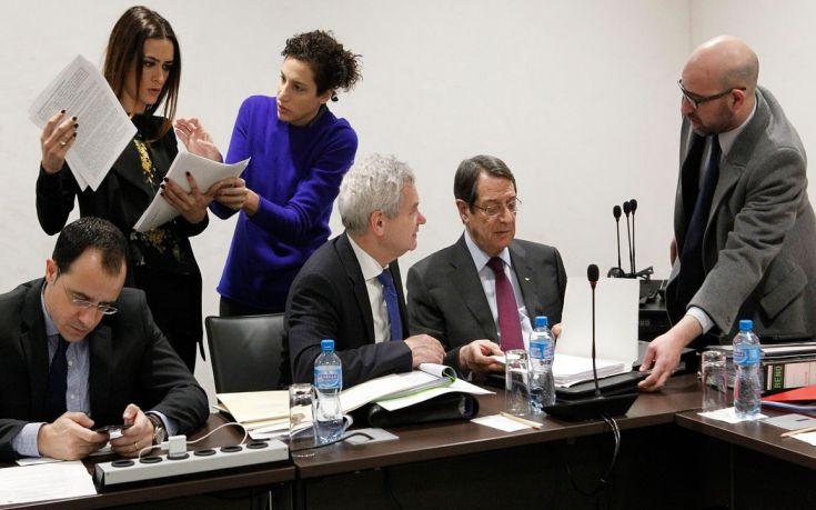 Σημερινή: Με πλήρη εξάρτυση Κύπρος και Ελλάδα στο Μον Πελερέν