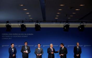 Ικανοποίηση στην Αθήνα για τη Διακήρυξη της Λισαβόνας και τη στήριξη στις ελληνικές θέσεις