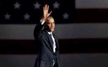 Ανησυχεί ο Ομπάμα για τα «fake news» στις δυτικές δημοκρατίες