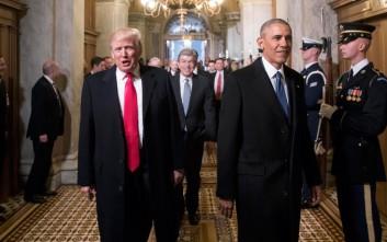 Τραμπ vs Ομπάμα και η πολιτική τους στη Μέση Ανατολή