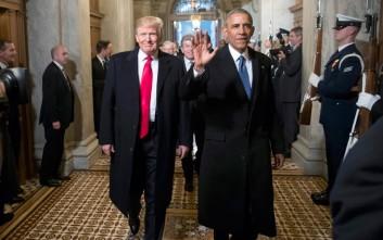 Σφοδρή αντιπαράθεση Ομπάμα - Τραμπ πριν από τις ενδιάμεσες εκλογές