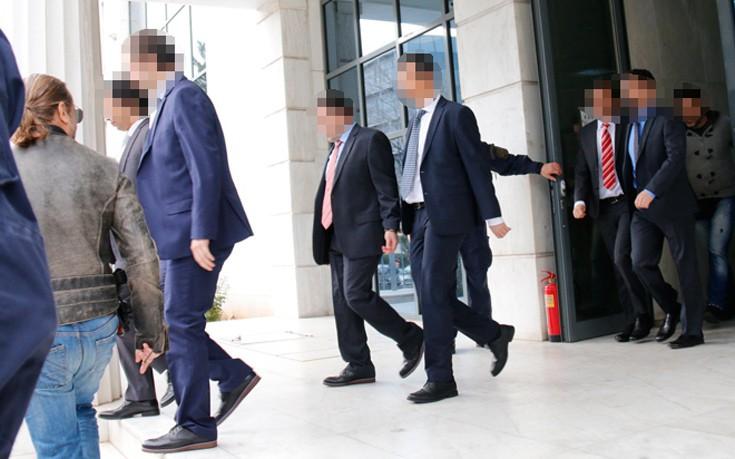Παραιτήθηκε από την υπόθεση των οκτώ Τούρκων η πρόεδρος Εφετών