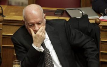 Παραιτήθηκε ο υπουργός Οικονομίας και Ανάπτυξης Δημήτρης Παπαδημητρίου