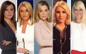 Πέντε κυρίες της ελληνικής τηλεόρασης απαντούν στις ίδιες ερωτήσεις