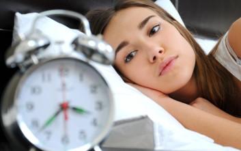 Οι επιπτώσεις της έλλειψης ύπνου στην υγεία