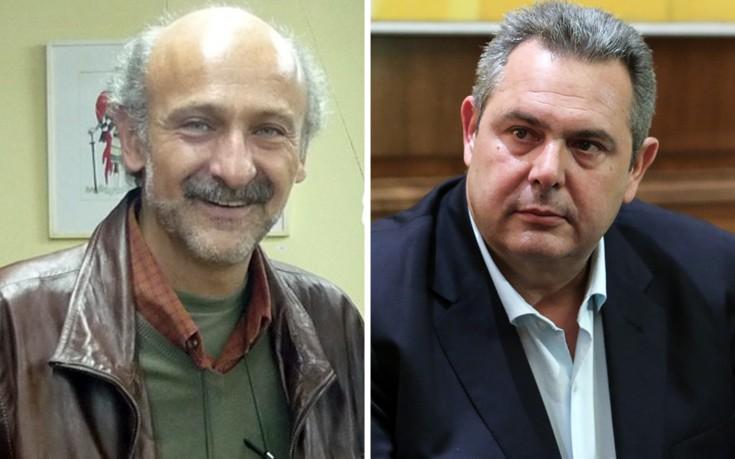 Εκδικάζεται η υπόθεση Καμμένου κατά του γελοιογράφου Ανδρέα Πετρουλάκη