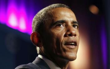 Ομπάμα: Ο καρκίνος δεν ξέρει με ποιον τα έβαλε