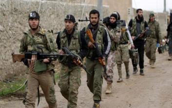 Όλα έτοιμα για να ξεκινήσει η μάχη για την «πρωτεύουσα» του Ισλαμικού Κράτους