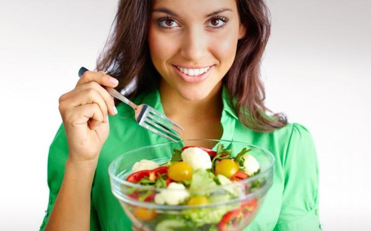 Η σημασία της σαλάτας στη διατροφή μας