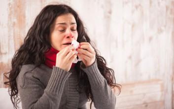 Οι τροφές που βοηθούν να ξεπεράσουμε το κρυολόγημα