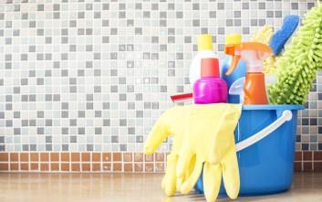 Το κόλπο για να έχετε πάντα καθαρό το σπίτι