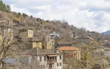 Το αρχοντικό χωριό στο Ζαγόρι