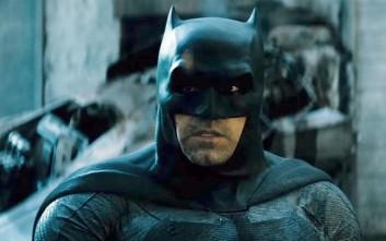 Ο Μπεν Άφλεκ δεν θα σκηνοθετήσει τον επόμενο Batman