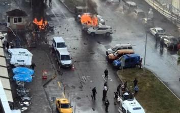 Τα Γεράκια για την Απελευθέρωση του Κουρδιστάν ανέλαβαν την ευθύνη για την επίθεση στη Σμύρνη