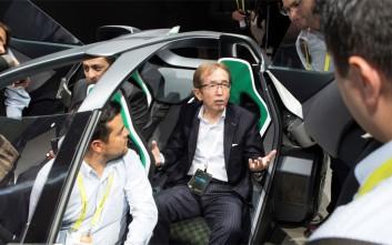 Πρωτοποριακές τεχνολογίες από το μέλλον αποκάλυψε η Nissan
