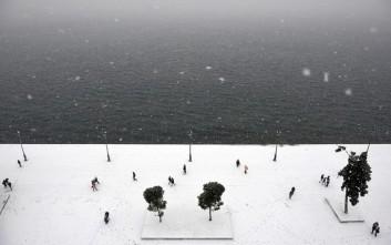 Προσωρινή άνοδος της θερμοκρασίας στη Θεσσαλονίκη