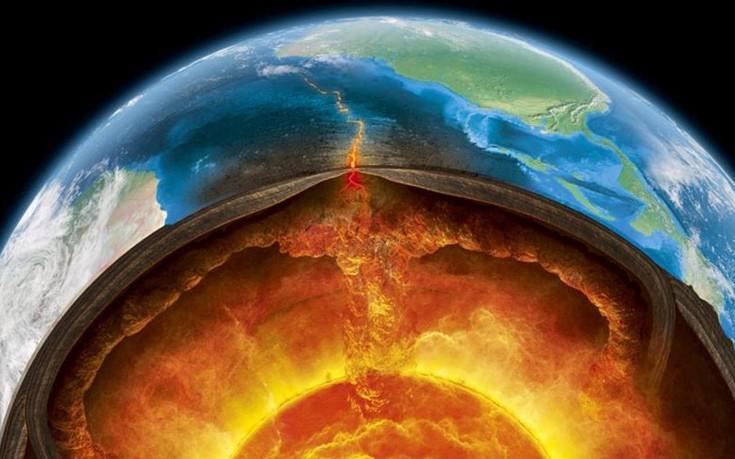 Ο ωκεανός μέσα στα έγκατα της Γης και άλλες ανακαλύψεις που πονοκεφαλιάζουν τους επιστήμονες