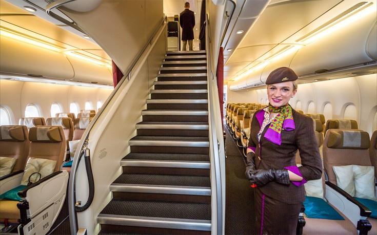 Πώς είναι να ταξιδεύεις με το πιο πολυτελές αεροπλάνο στον κόσμο