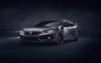 Στο Τόκιο το νέο Honda Civic Type R Prototype