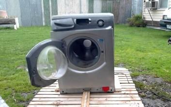 Δες πώς μέσα σε λίγα λεπτά θα καταστρέψεις με εντυπωσιακό τρόπο το πλυντήριό σου