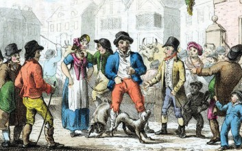 Πούλα τη γυναίκα σου, το εναλλακτικό διαζύγιο του 19ου αιώνα!