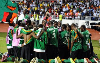 Η αιματοβαμμένη ιστορία της εθνικής ομάδας της Ζάμπια
