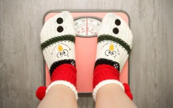 Τέσσερις ανώδυνοι τρόποι για να χάσεις τα κιλά των εορτών