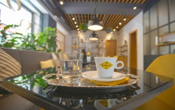 Επιλέγουμε το Zimari Bakery & Coffee για απολαυστικό break στην Πανόρμου