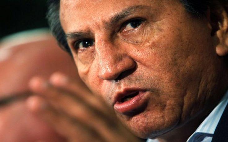 Το Ισραήλ δεν θα επιτρέψει την είσοδο στον πρώην πρόεδρο του Περού