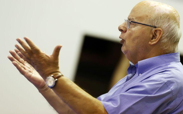 Μήνυση κατά Βασιλακόπουλου για τις δηλώσεις του για τον τελικό μπάσκετ