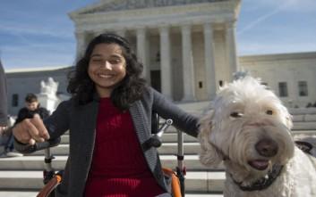 Ιστορική απόφαση του Ανώτατου Δικαστηρίου των ΗΠΑ υπέρ των ατόμων με αναπηρία