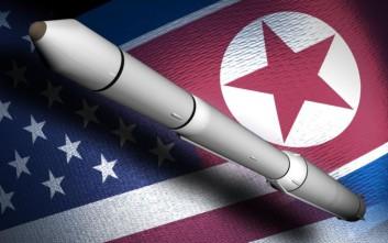 Ματιές στα προγράμματα χημικών και βιολογικών όπλων της Β. Κορέας θέλουν να ρίξουν οι ΗΠΑ