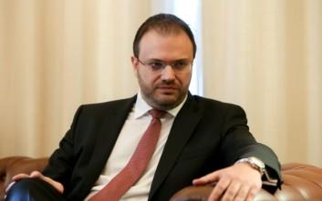 Θεοχαρόπουλος σε Τσίπρα: Η συνταγματική αναθέωρηση γίνεται σε ζοφερό κλίμα απαξίωσης