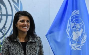 Οι ΗΠΑ κατηγορούν τη Ρωσία πως συγκάλυψε παραβιάσεις των κυρώσεων του ΟΗΕ σε βάρος της Βόρειας Κορέας