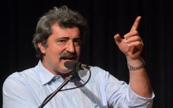 Ο Πολάκης τα βάζει με τα ΜΜΕ για την κηδεία του Μητσοτάκη