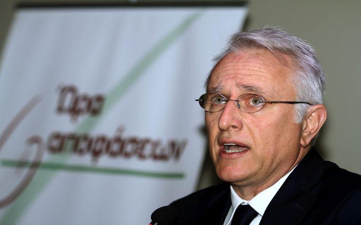 Υπέρ της ηλεκτρονικής ψηφοφορίας ο Γιάννης Ραγκούσης