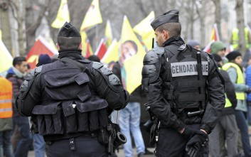 Κούρδοι επιτέθηκαν στην πρεσβεία του Ιράν στο Παρίσι