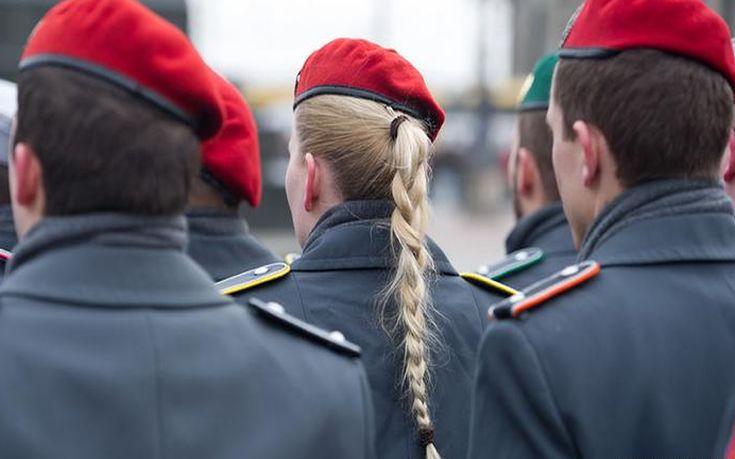 Ένα τεράστιο «ροζ» σκάνδαλο στον γερμανικό στρατό