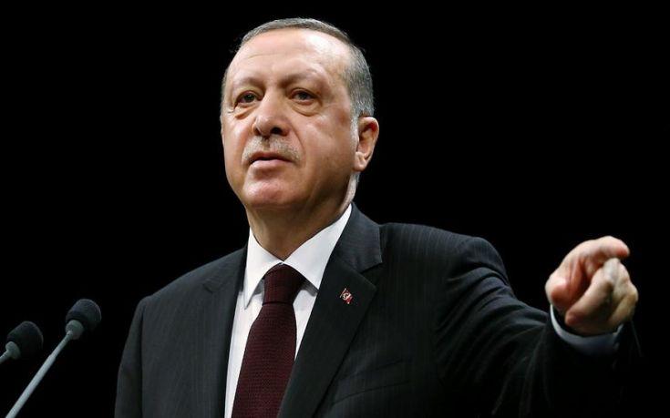 Ερντογάν: Αλληλεγγύη πρέπει να επιδείξουν οι χώρες σύμμαχοι του ΝΑΤΟ