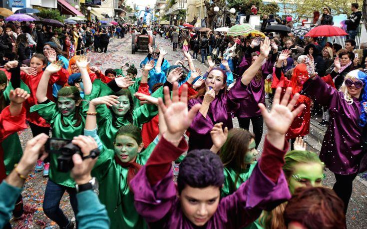 Ξεκινούν αύριο οι εκδηλώσεις για το καρναβάλι του Ρέντη