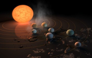 Η NASA ανακάλυψε ηλιακό σύστημα και πλανήτες που ενδέχεται να έχουν ζωή