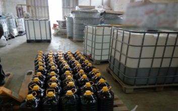 Εξαρθρώθηκε δίκτυο που παρασκεύαζε ποτά «μπόμπες»
