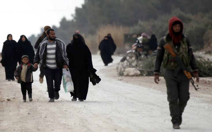 Επ' αόριστον αναβολή των ειρηνευτικών συνομιλιών για τη Συρία